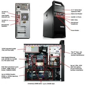 РАБОТНА СТАНЦИЯ LENOVO ThinkStation S30