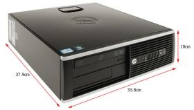 HP ELITE 8200 SFF  i3-2100/4GB/250GB