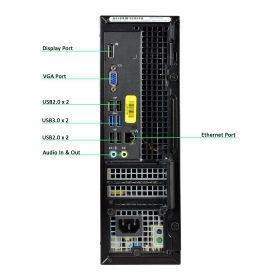 DELL 3020 TOWER i5-4590/4GB/500GB