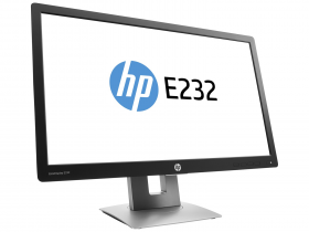 "23"" HP EliteDisplay E232 IPS 58,4 cm LED Backlit Monitor"
