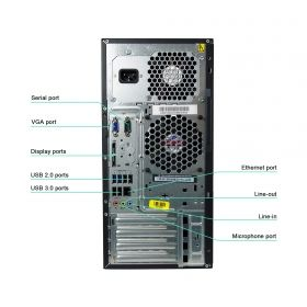 LENOVO Lenovo M83 Tower i7-4770S/8GB/500GB