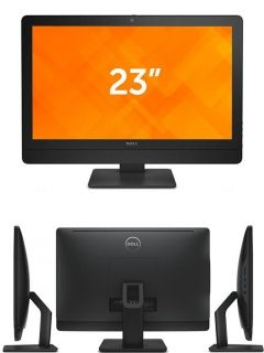 "DELL 9030 AIO 23"" TOUCHSCREEN i5-4590/8GB/256GB"