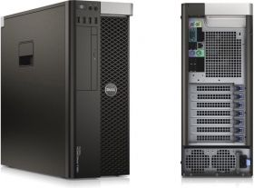Dell Precision T3600 Xeon E5-1620/16GB/500/Nvidia Quadro 4000